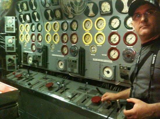 Intrepid Sea, Air & Space Museum : Interior do Porta aviões