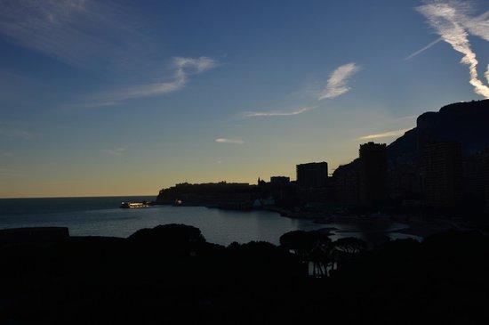Monte-Carlo Bay & Resort : view