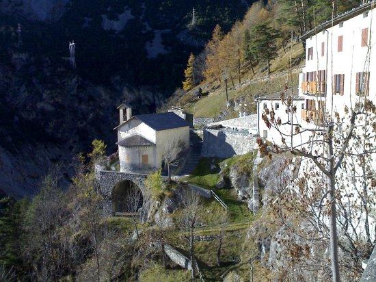 Magnificient view from Bagni Vecchi - Picture of Terme Bagni Vecchi ...