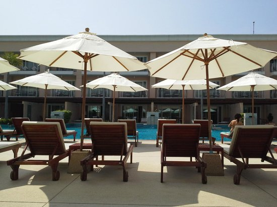 Millennium Resort Patong Phuket: プール