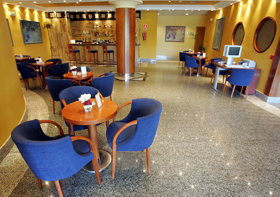 Hotel Horus Salamanca: Cafería