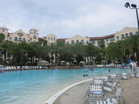 Hard Rock Hotel At Universal Orlando Pool And Beach Club