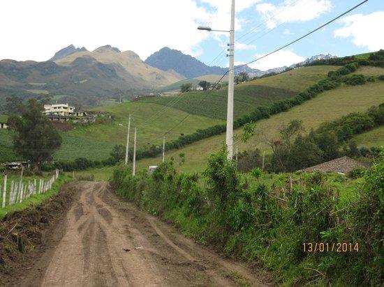 Hacienda La Alegria : Ruminahui, Pichincha, Ecuador