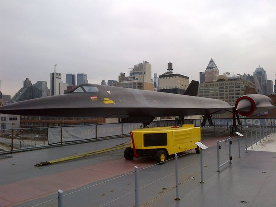 Intrepid Sea, Air & Space Museum: Black Hawk