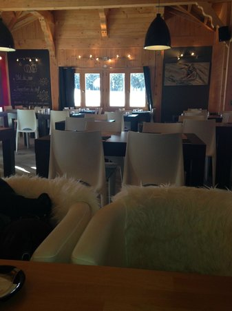 Restaurant le QG : Nice interior