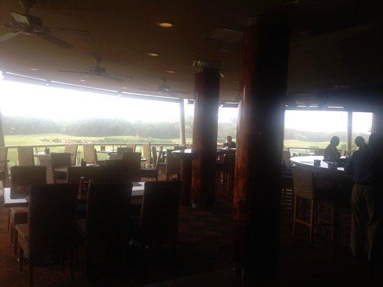 Mulligans: Golf court view