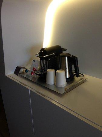Pullman Brussels Centre Midi Hotel : Koffee & Tee
