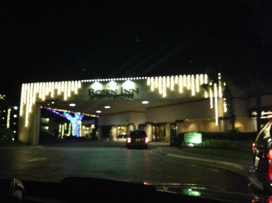 Rosen Inn at Pointe Orlando: Fachada