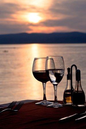 The Maritimo Hotel: Restaurant