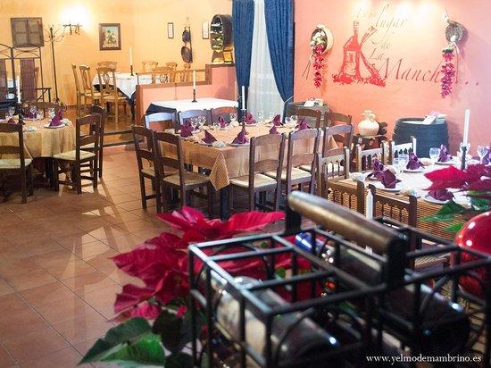 Esquivel, Espagne: El Yelmo de Mambrino
