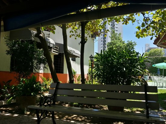 Hostel Boa Viagem : Sala de estar