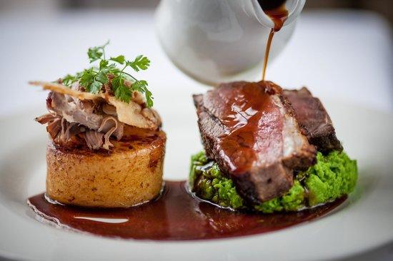 The Deer Park Restaurant: Restaurant Food