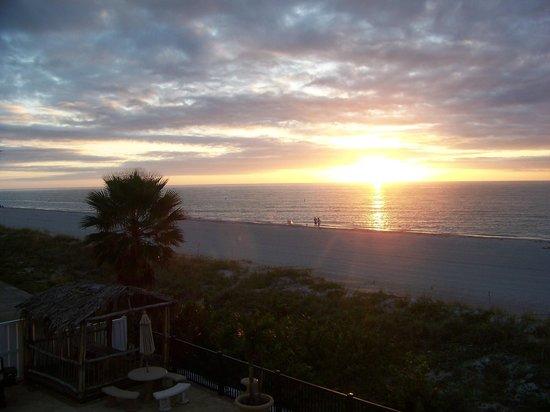 Belleair Beach Club : Gulf View Suite