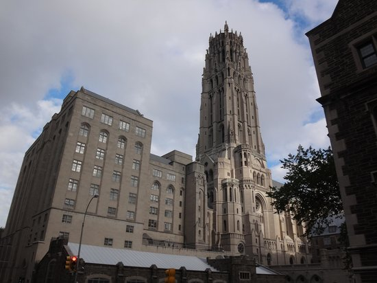 General Grant National Memorial: Riverside Church