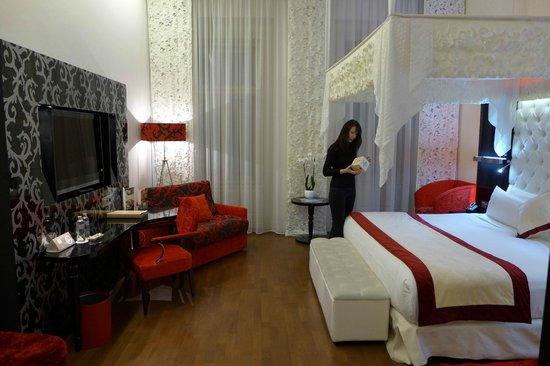 IBEROSTAR Grand Hotel Budapest: Представительский двухместный номер.