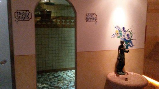 Hotel Ladina: centro benessere