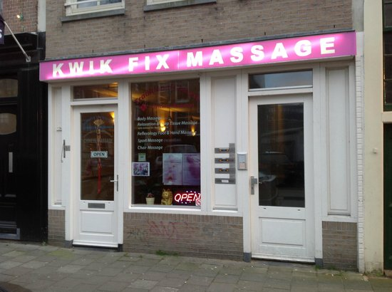 Kwik Fix Massage