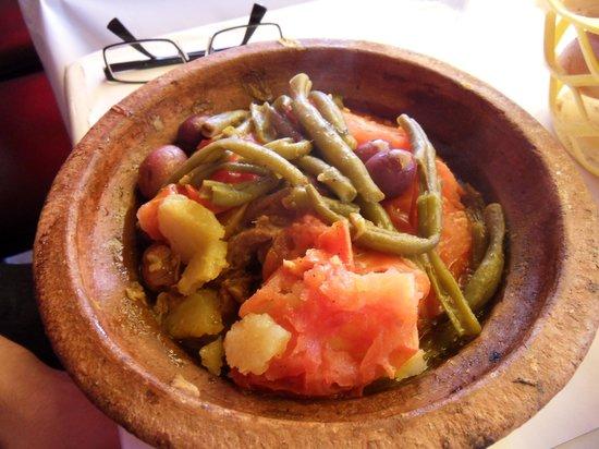 Snack Toubkal: Lamb Tagine