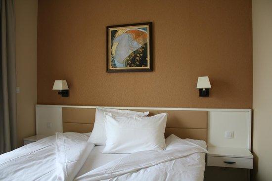 Hotel Saint George: standard double bedroom