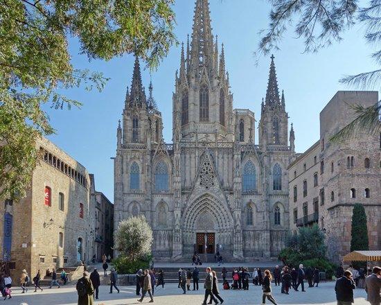 Barcelona Cathedral : La Catedral