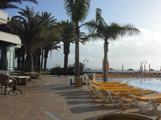 IBEROSTAR Lanzarote Park - TEMPORARILY CLOSED: No sun bed issues here
