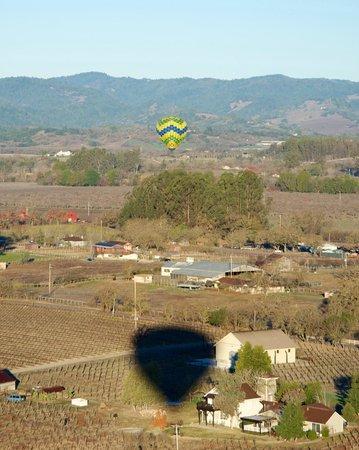 Up & Away Ballooning: Shadow