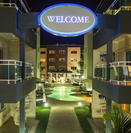 Presidential Suites A Lifestyle Holidays Vacation Resort : Night