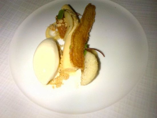 Picholine: apple dessert, many ways