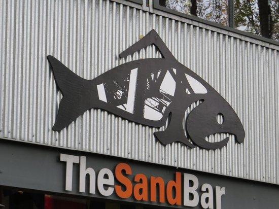 Granville Island : Great restaurant