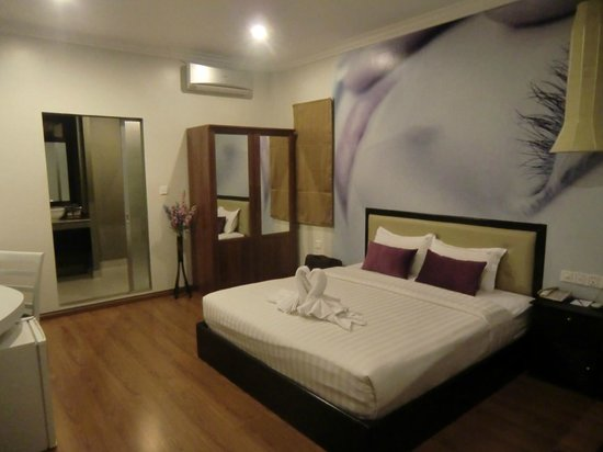 King Grand Boutique Hotel : Номер