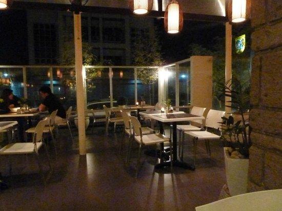 Thaipan: The restaurant
