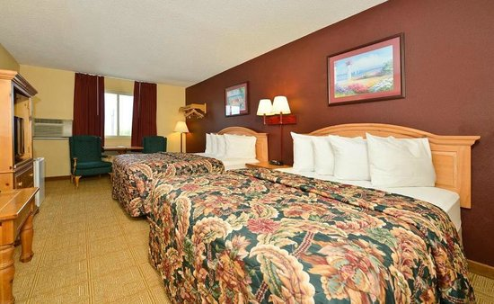 Americas Best Value Inn - Decatur: Room Photo