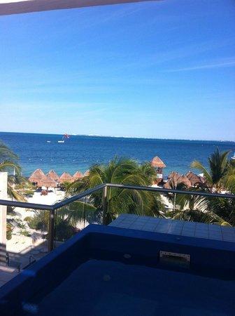 Beloved Playa Mujeres : Vista do quarto Hermosa 3