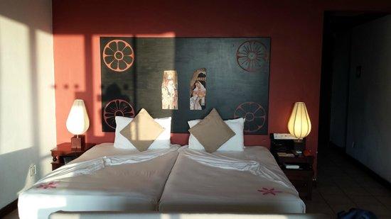 Hotel Thilanka: chambre Thilanka Hôtel