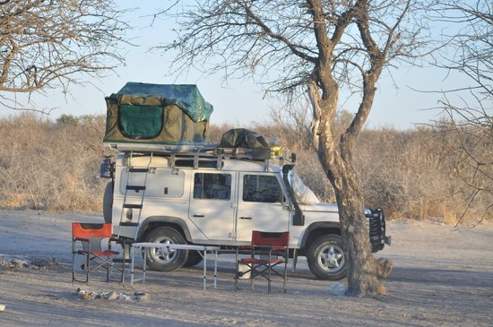 South Africa 4x4: Moremi