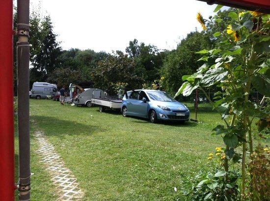 Autocamp Trojska : Campingen