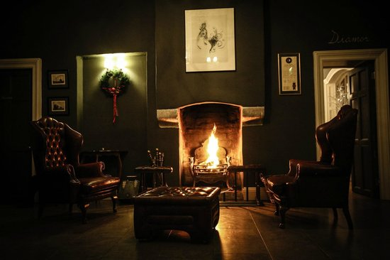 Clonabreany House: Foyer