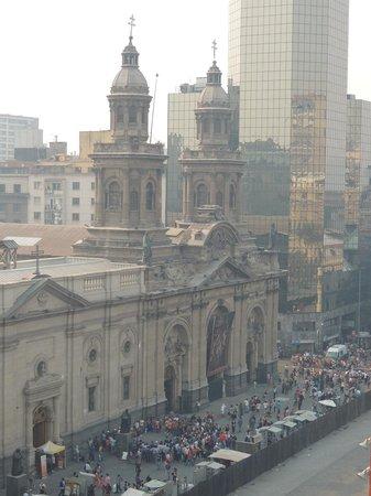 Cathédrale métropolitaine de Santiago du Chili : Catedral Metropolitana