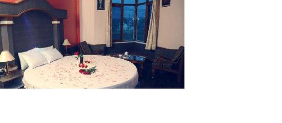 Park Residency Hotel: Honeymoon Suite