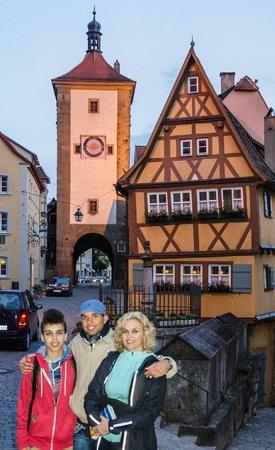 Altstadt: amazing