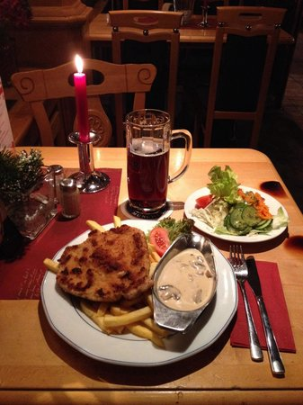 Paulaner Wirtshaus: Lovely meal