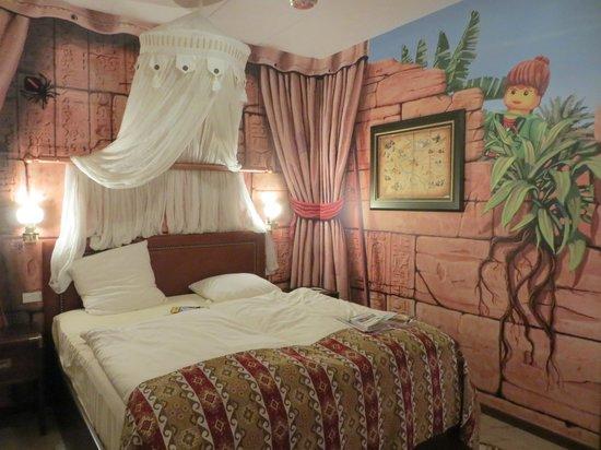 LEGOLAND Holiday Village: La chambre Adventurier