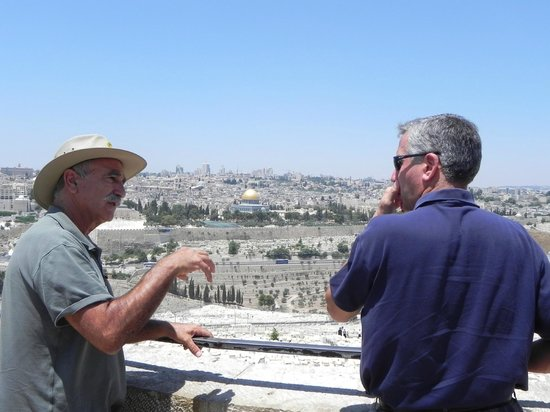 dbfe796a9e6ccd Looking out on old city - Picture of Moti Barness Private Guide to ...