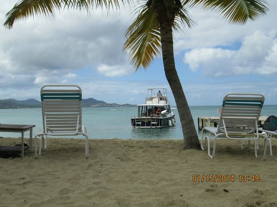 The Buccaneer St Croix: Relaxation