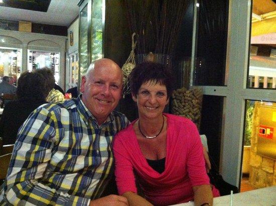 Restaurante Grill El Cenador: Altijd een super tafeltje