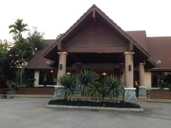 Laluna Hotel and Resort: Entrance