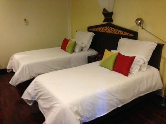 Laluna Hotel and Resort: Guest room