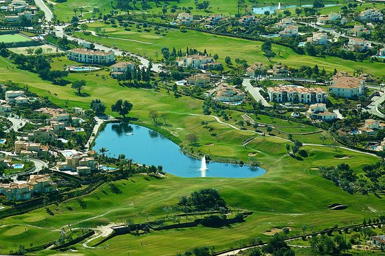 Pestana Golf Resort Gramacho: Aereal View