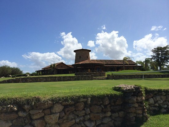 Royal Isabela: Main house
