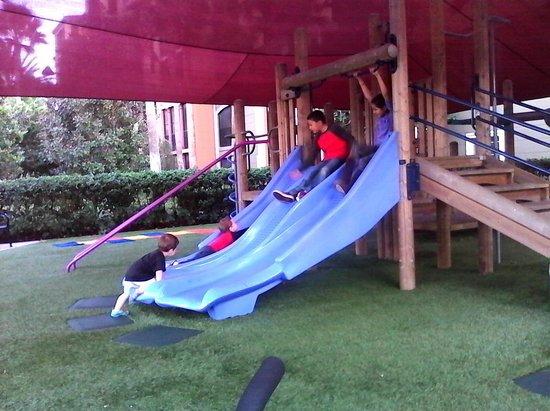 Hilton Grand Vacations at Tuscany Village: Juegos para niños